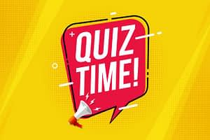 Quiz english language