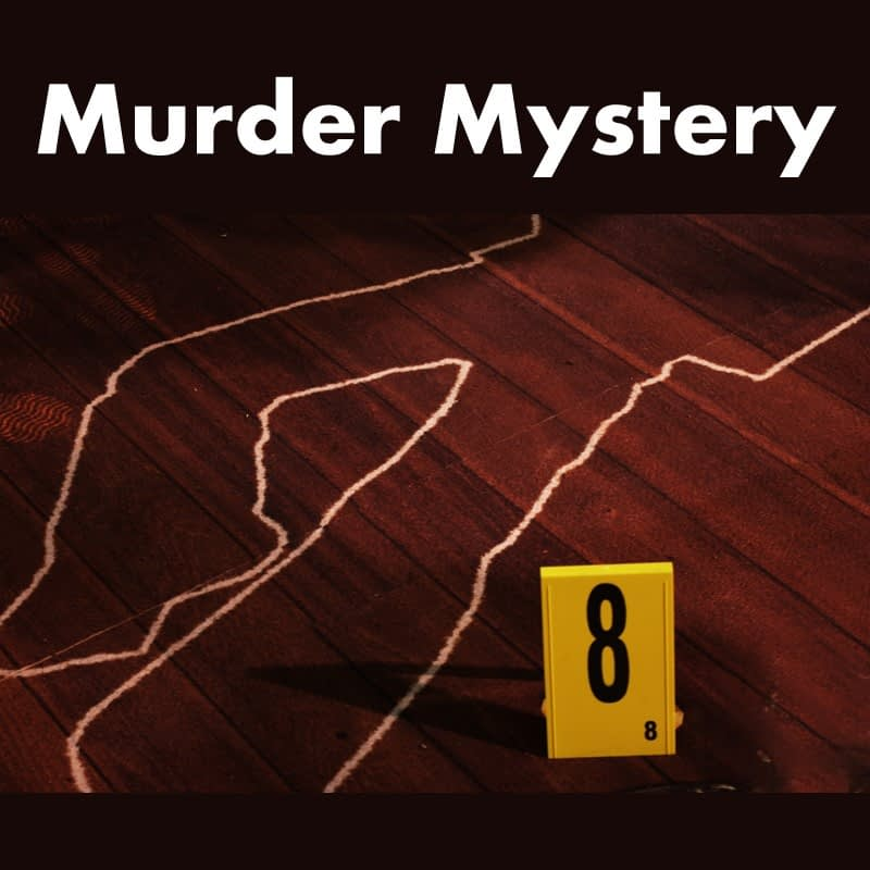 Virtual Murder Mystery Parties