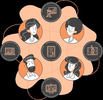 virtual classroom page